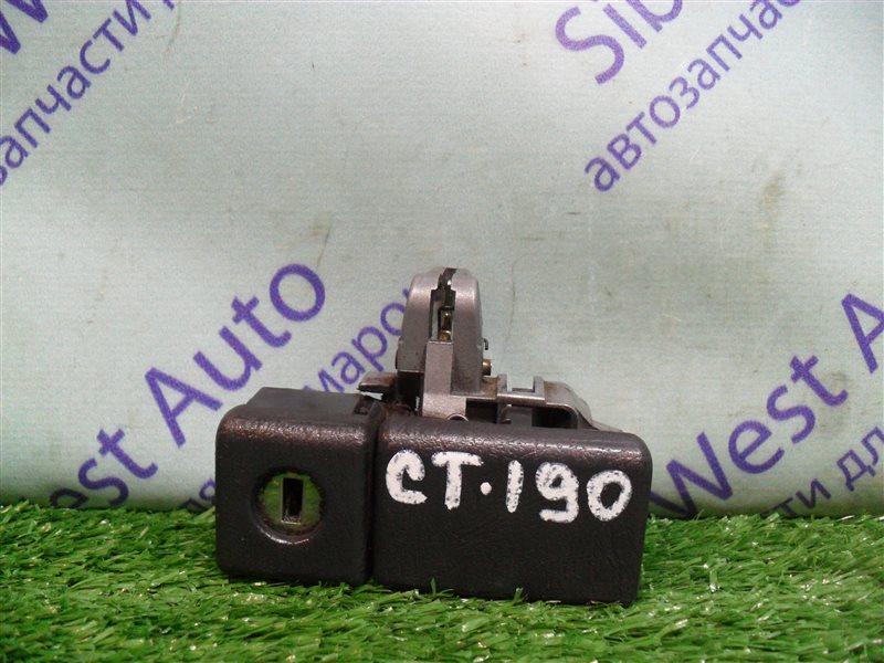 Замок бардачка Toyota Corona CT190 2C 1994