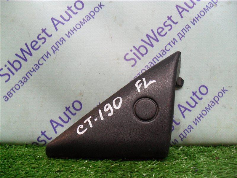 Треугольники зеркал Toyota Corona CT190 2C 1994 передние левые