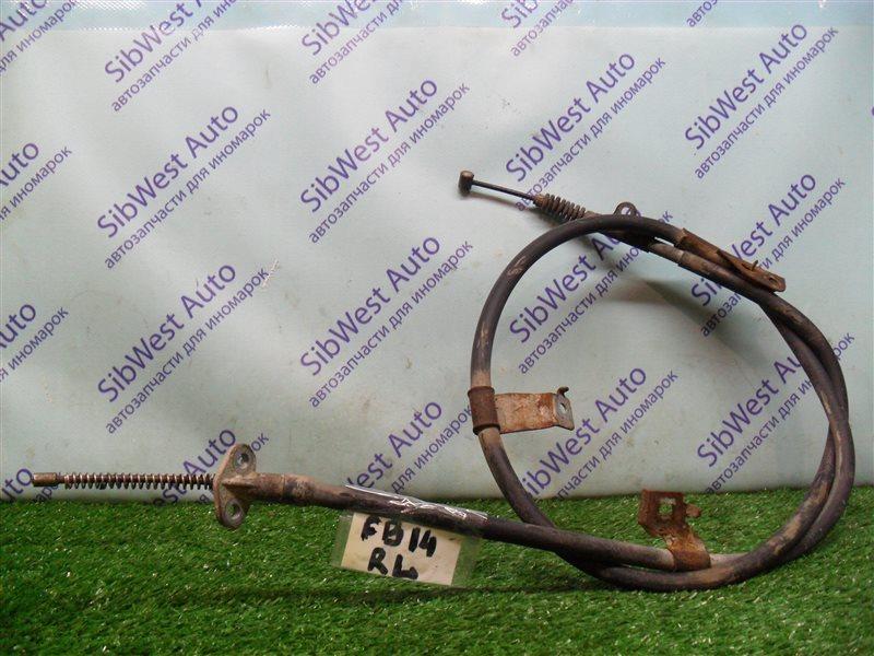 Тросик ручника Nissan Sunny FB14 GA15DE 1994 задний левый