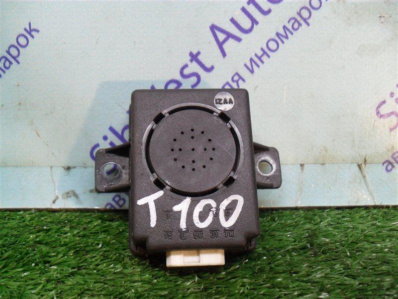 Электронный блок Chevrolet Lanos T100 A15SMS 2007