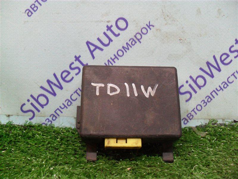 Электронный блок Suzuki Escudo TD01W G16A 1993