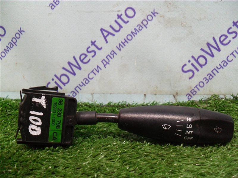 Блок подрулевых переключателей Chevrolet Lanos T100 A15SMS 2007 правый