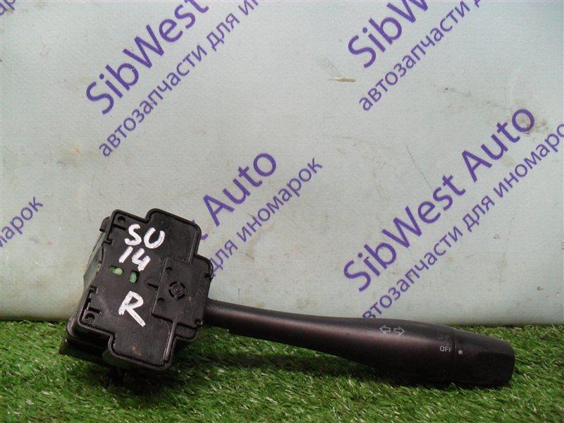 Блок подрулевых переключателей Nissan Bluebird SU14 CD20 1999 правый