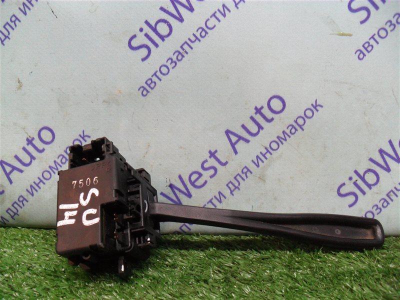 Блок подрулевых переключателей Nissan Bluebird SU14 CD20 1999 левый