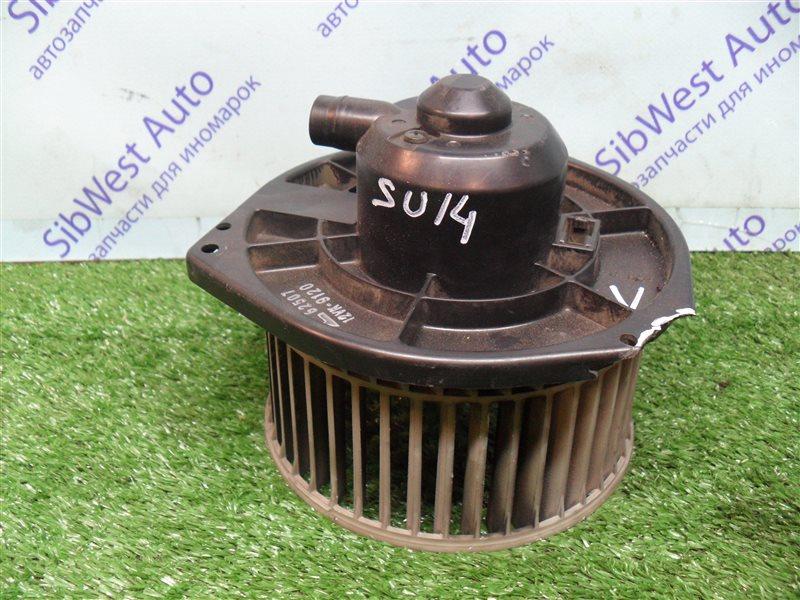 Мотор печки Nissan Bluebird SU14 CD20 1999