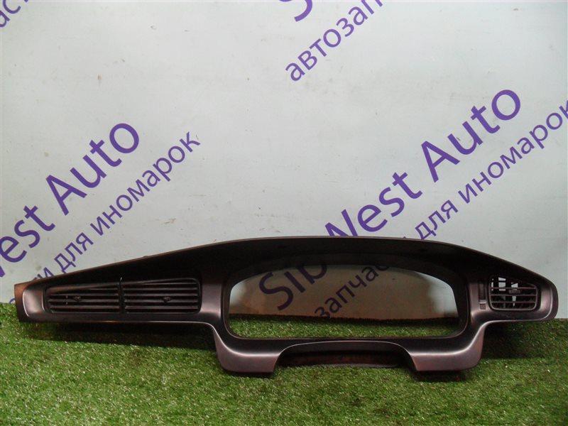 Консоль под щиток приборов Nissan Bluebird SU14 CD20 1999