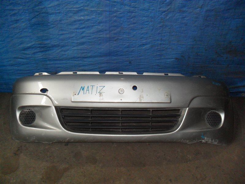 Бампер Daewoo Matiz KLYA F8CV 2006 передний
