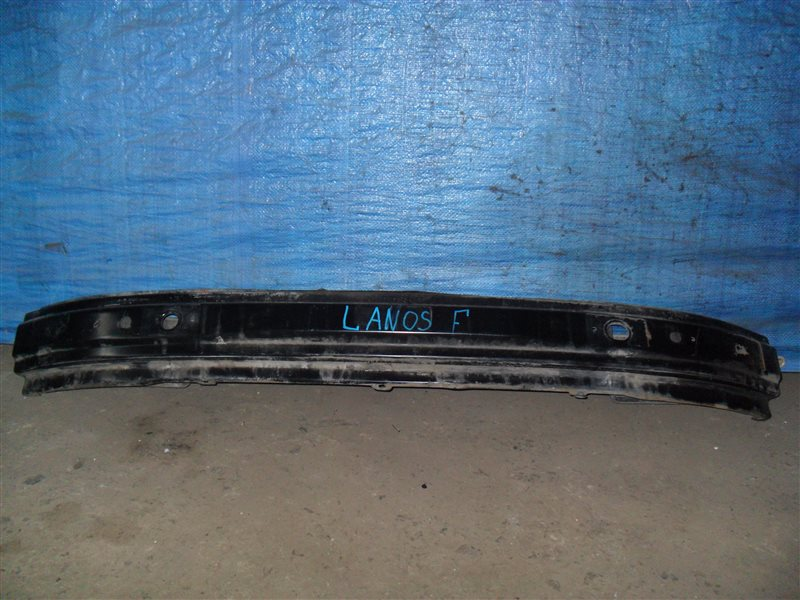 Жесткость бампера Chevrolet Lanos T100 A15SMS 2007 передний