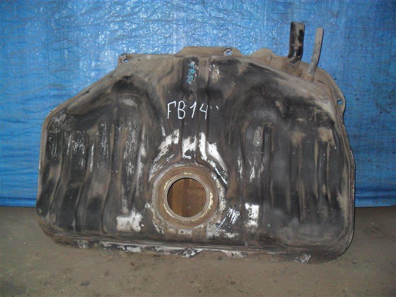 Бензобак Nissan Sunny FB14 GA15DE 1994