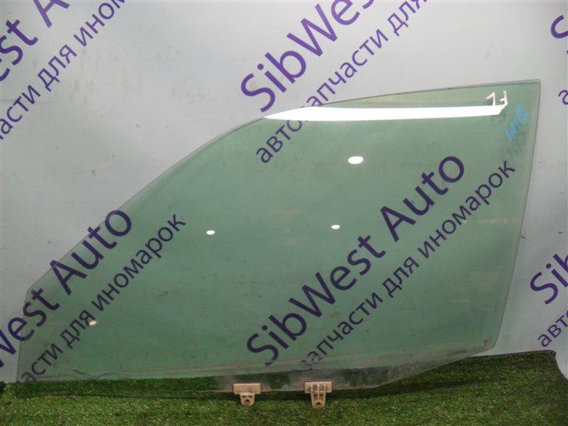 Стекло двери Nissan Bluebird SU14 CD20 1999 переднее левое