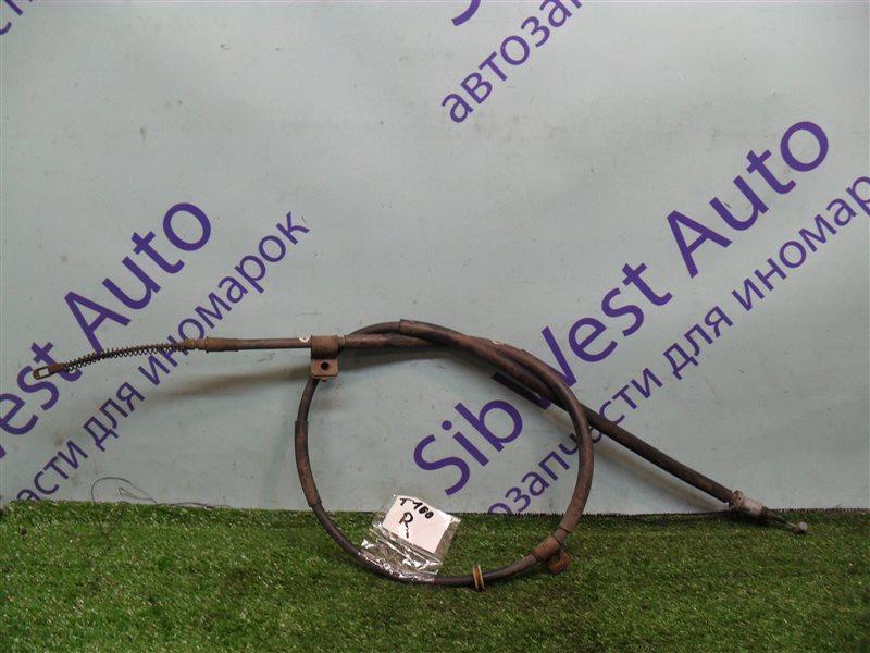 Тросик ручника Chevrolet Lanos T100 A15SMS 2007 задний правый