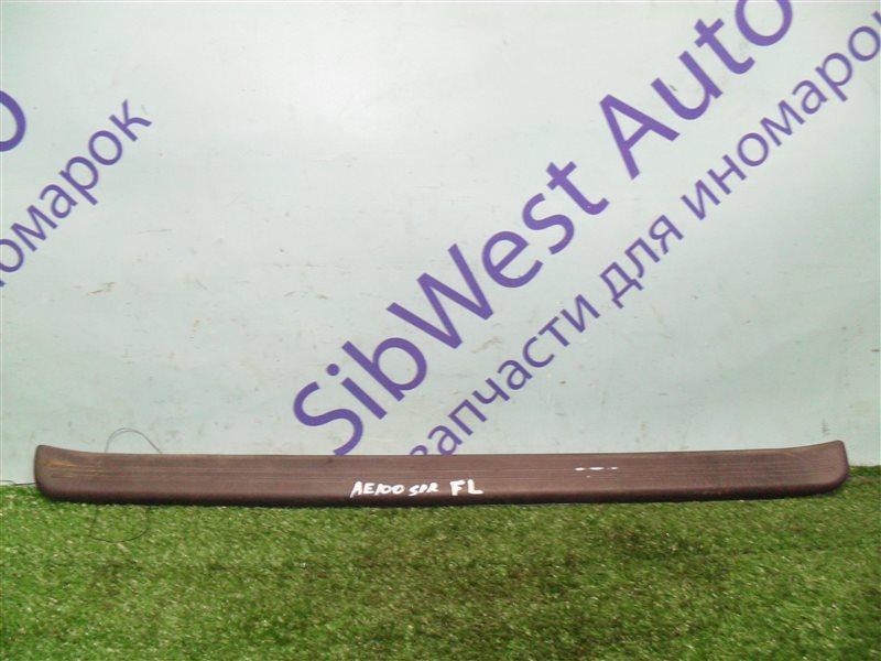 Порожек пластиковый Toyota Sprinter AE100 5A-FE 1993 передний левый