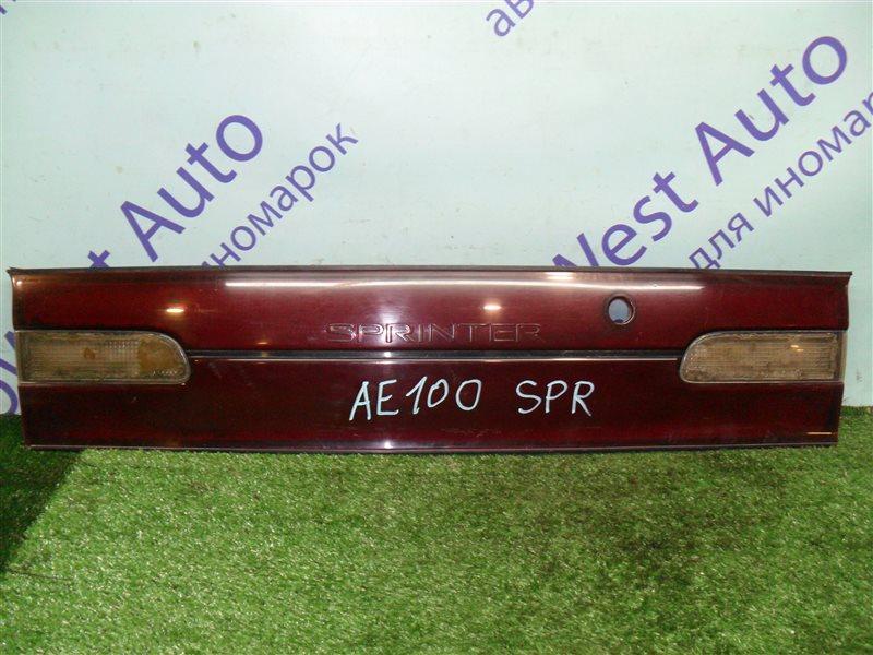 Вставка между стопов Toyota Sprinter AE100 5A-FE 1993