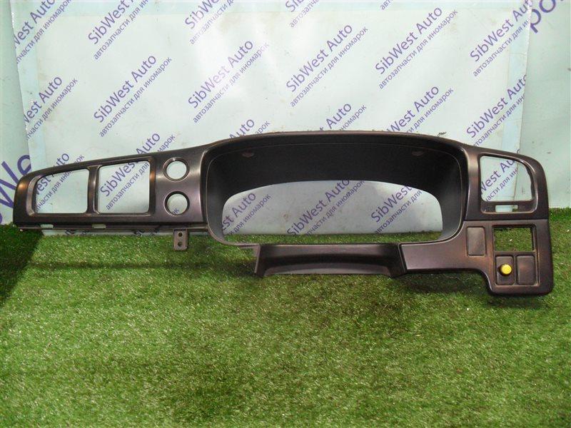 Консоль под щиток приборов Nissan Expert VW11 QG18DE 1999