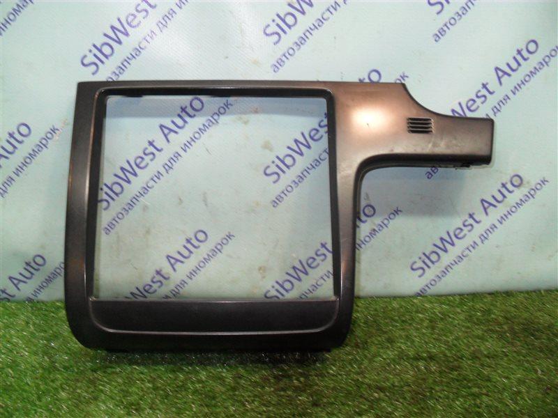 Консоль магнитофона Nissan Expert VW11 QG18DE 1999