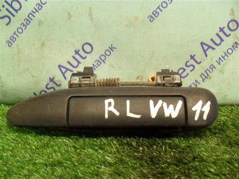 Ручка двери внешняя Nissan Expert VW11 QG18DE 1999 задняя левая