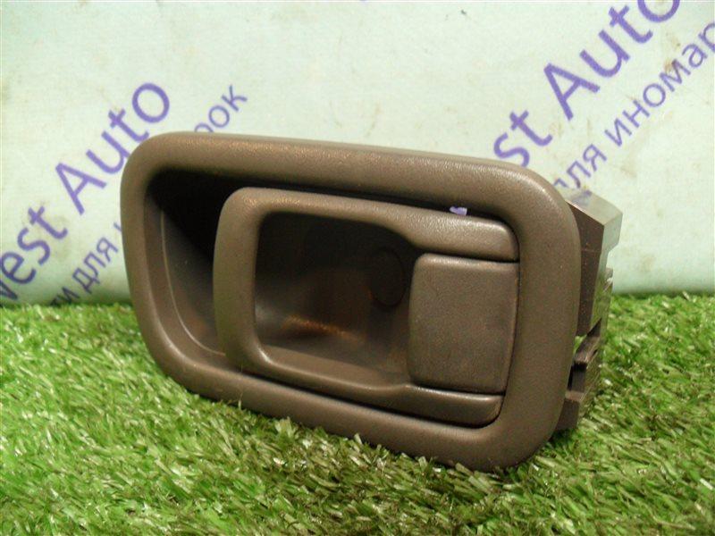 Ручка двери внутренняя Nissan Expert VW11 QG18DE 1999 задняя левая