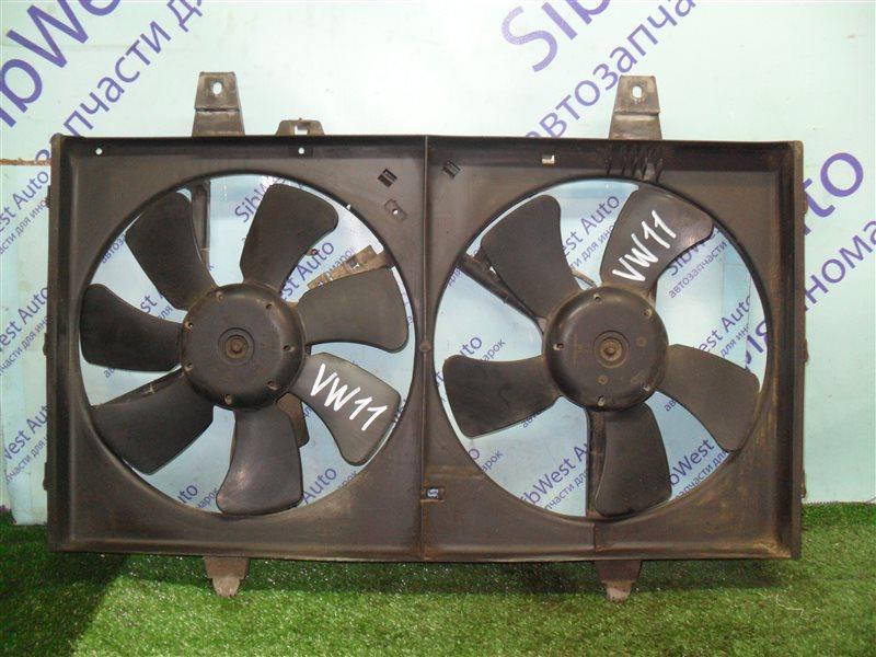 Диффузор радиатора Nissan Expert VW11 QG18DE 2000