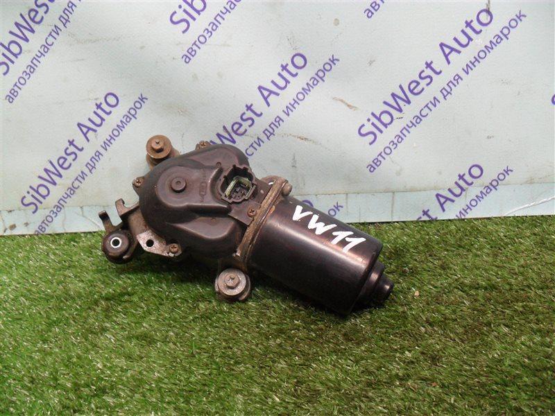 Мотор дворников Nissan Expert VW11 QG18DE 2000 передний
