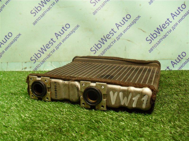 Радиатор печки Nissan Expert VW11 QG18DE 2000