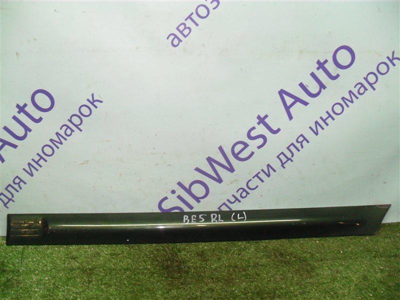 Молдинг на дверь Subaru Legacy BE5 EJ206 1999 задний левый