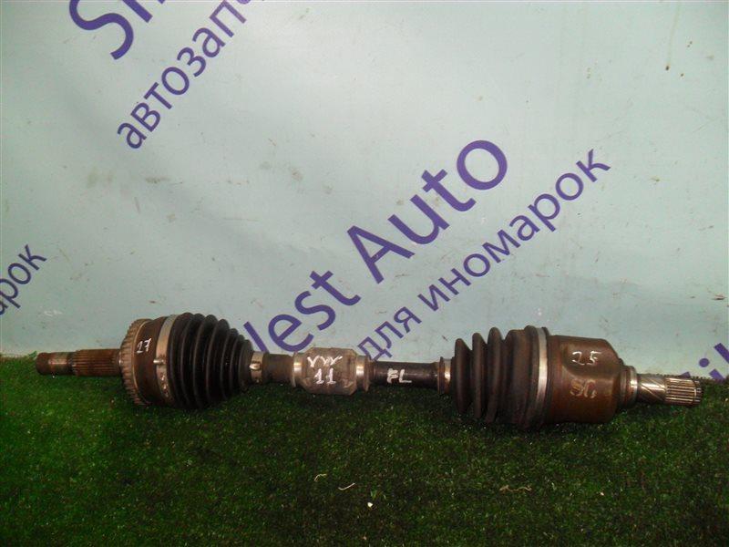 Привод Nissan Expert VW11 QG18DE 1999 передний левый