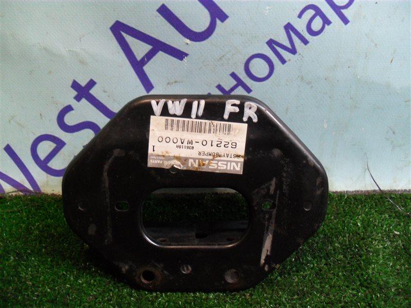 Жесткость бампера Nissan Expert VW11 QG18DE 1999 передний