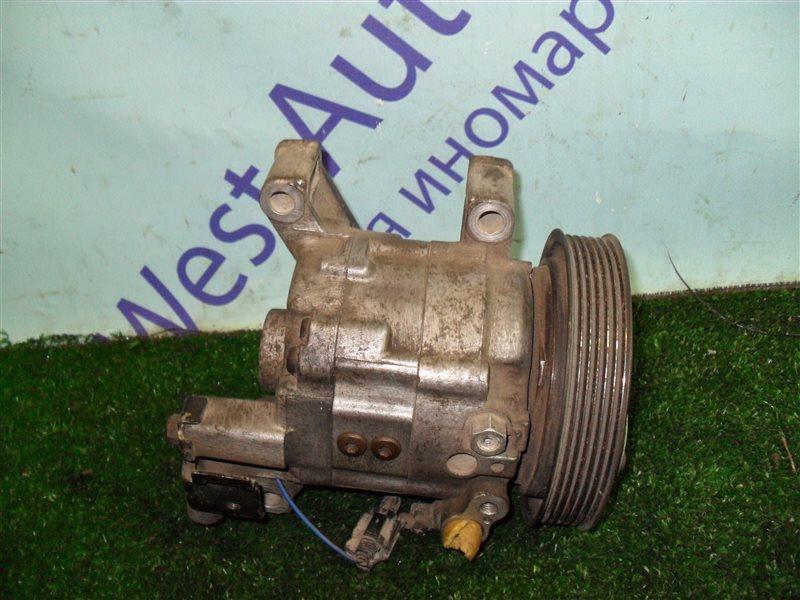 Компрессор кондиционера Nissan Expert VW11 QG18DE 1999