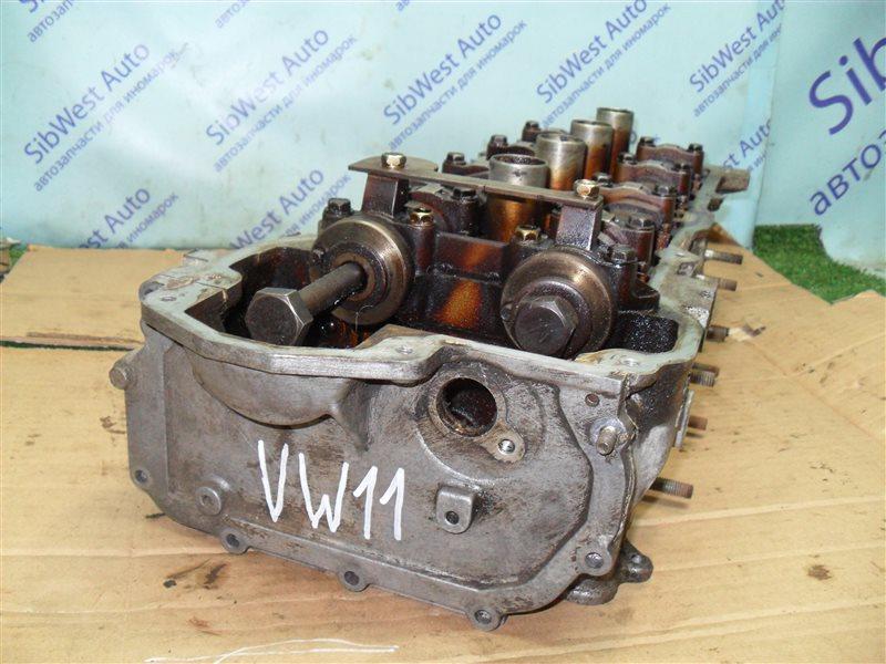 Головка блока цилиндров Nissan Expert VW11 QG18DE 2000