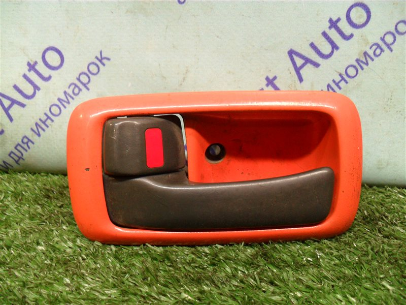 Ручка двери внутренняя Toyota Carina Ed ST182 3S-FE 1991 передняя левая