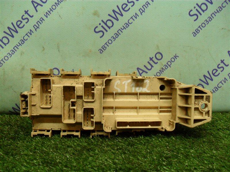 Блок предохранителей Toyota Carina Ed ST182 3S-FE 1991