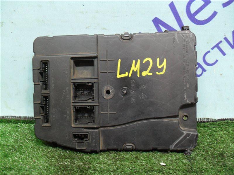 Блок предохранителей Renault Megane 2 LM2Y K4M 2008
