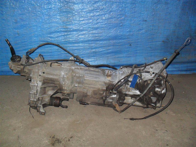 Акпп Suzuki Escudo TD01W G16A 1993