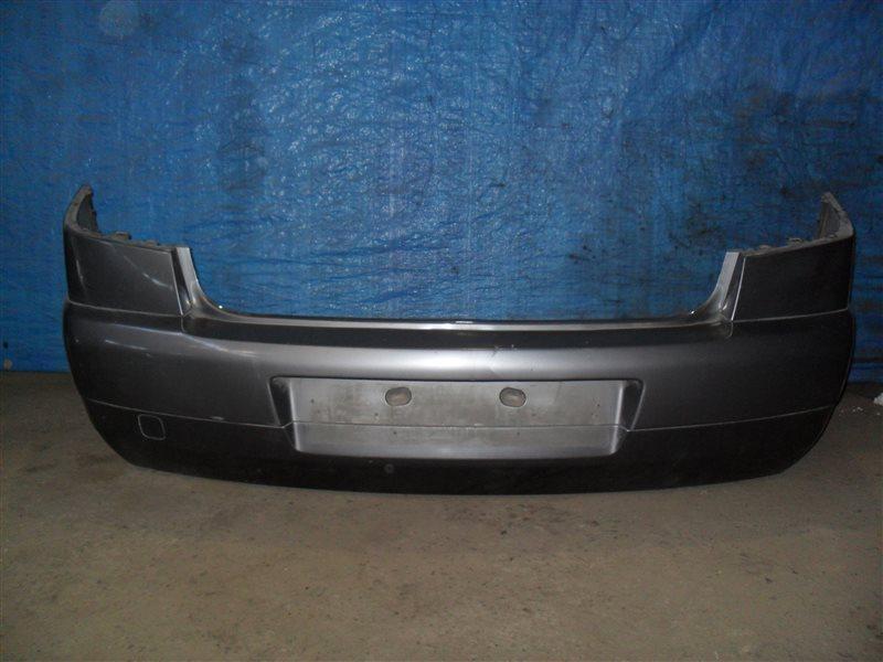 Бампер Renault Megane LM2Y K4M 2008 задний