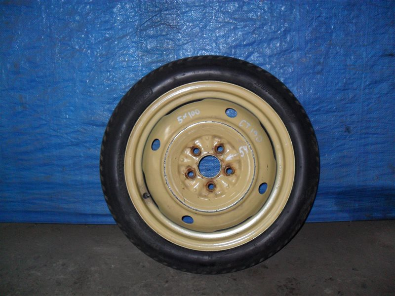 Запаска Toyota Corona CT190 2C 1994
