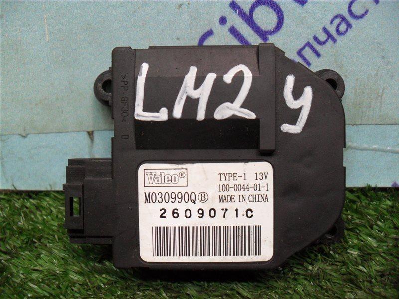 Сервопривод заслонок печки Renault Megane 2 LM2Y K4M 2008