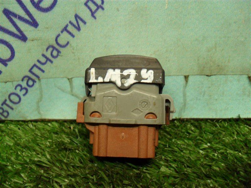 Кнопка подогрева сидений Renault Megane 2 LM2Y K4M 2008
