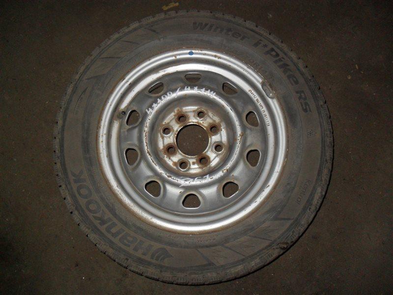 Запаска Nissan