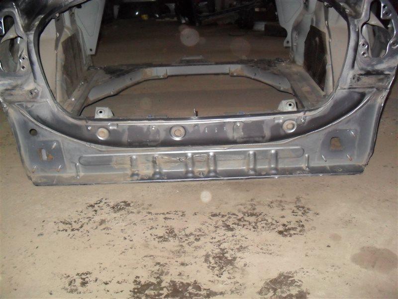 Задняя панель кузова Renault Megane LM2Y K4M 2008