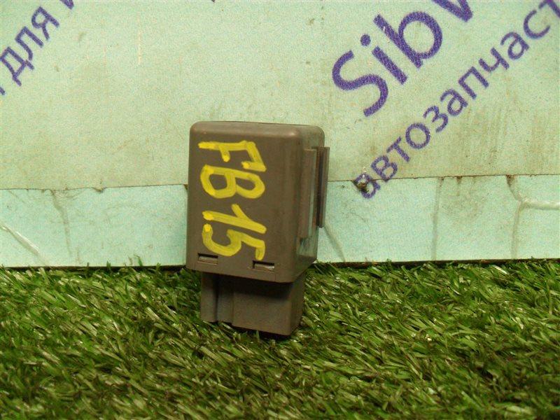 Реле Nissan Sunny FB15 QG15DE 2001
