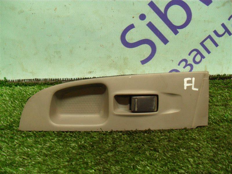 Кнопка стеклоподъемника Nissan Sunny FB15 QG15DE 2001 передняя левая