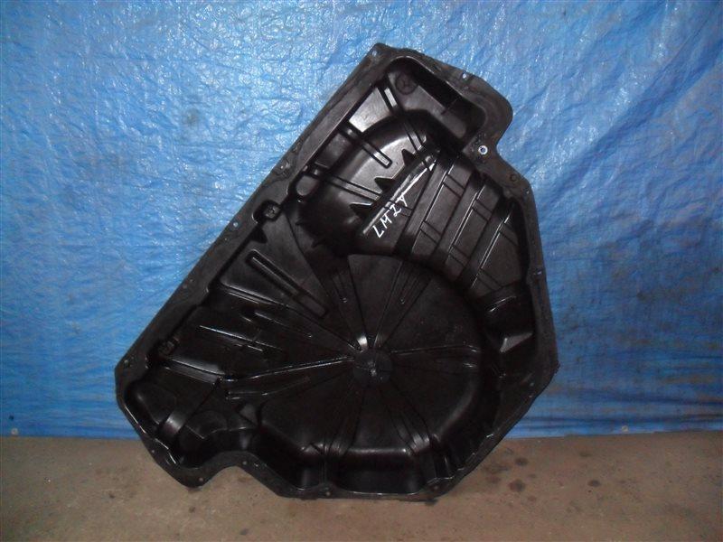 Ниша запасного колеса Renault Megane LM2Y K4M 2008