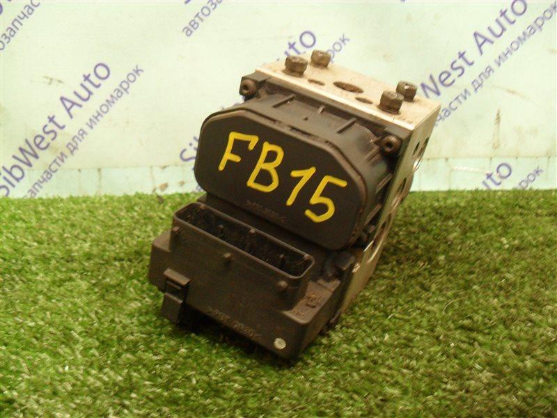 Блок abs Nissan Sunny FB15 QG15DE 2001