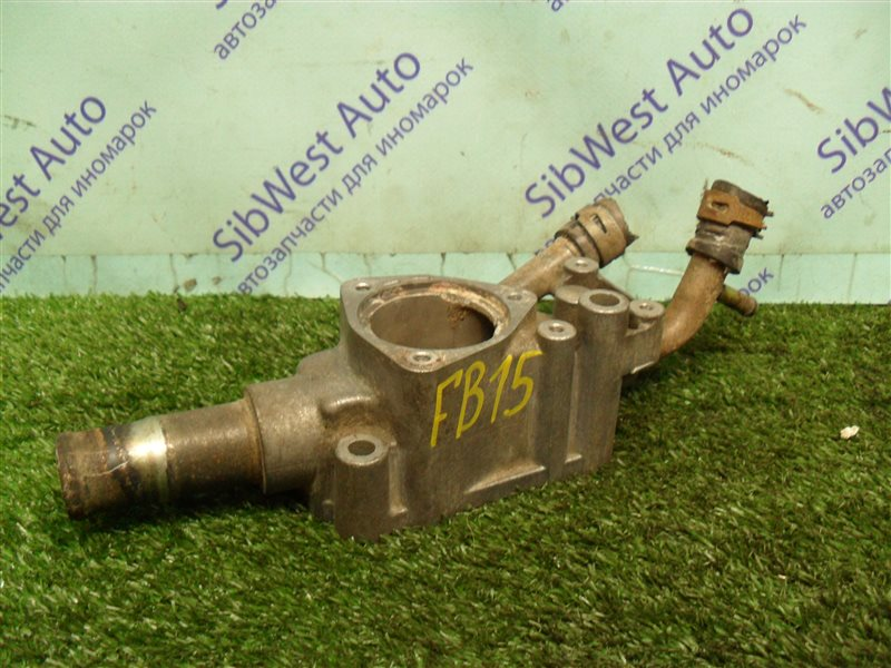Корпус термостата Nissan Sunny FB15 QG15DE 2001