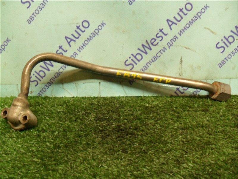 Трубка egr Nissan Sunny FB15 QG15DE 2001
