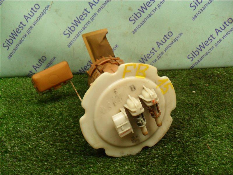 Топливный насос Nissan Sunny FB15 QG15DE 2001