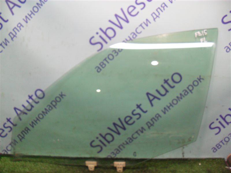 Стекло двери Nissan Sunny FB15 QG15DE 2001 переднее левое