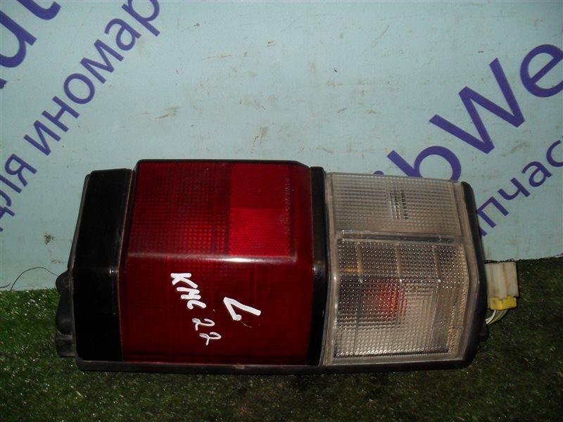 Стоп-сигнал Nissan Vanette KMC22 CA20S 1986 задний левый