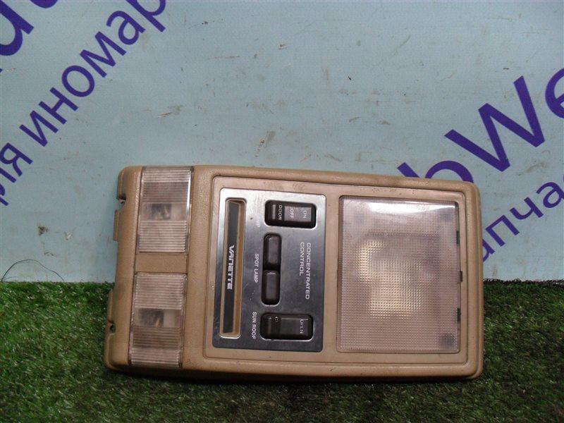 Плафон Nissan Vanette KMC22 CA20S 1986 передний