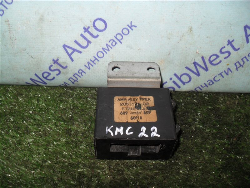 Электронный блок Nissan Vanette KMC22 CA20S 1986